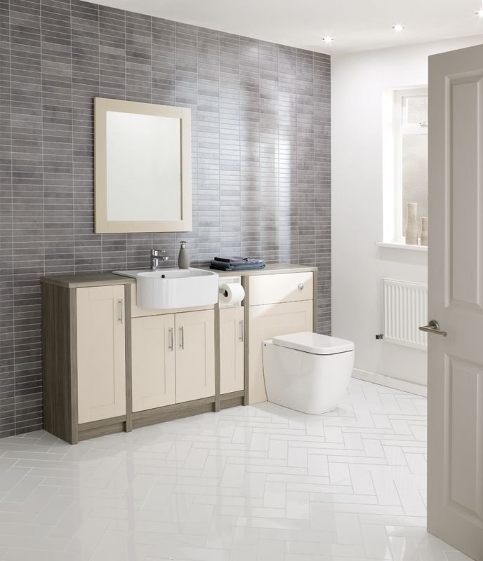 Ed Bathroom Furniture From Montrose