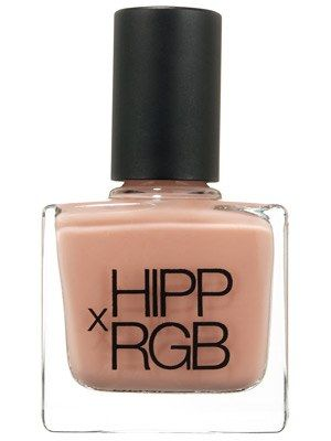 This milky pink shade is supersheer, letting your half-moons show through for a delicate, pretty look.