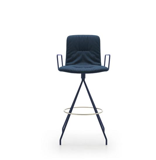 Chaise haute de bar VICCARBE Klip