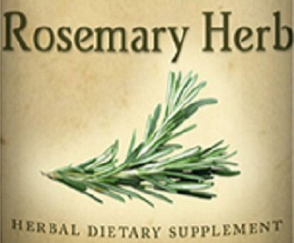 ROSEMARY HERB Tincture Improve Blood Flow for Brain Stress Parkinson's Alzheimer's Antioxidant Supplement Traditional Herb Health USA by NaturalHopeHerbals on Etsy