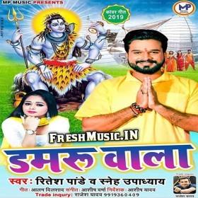 Damru Wala Ritesh Pandey Sneh Upadhyay Bol Bam Gana Download Pandey Mp3 Song Songs