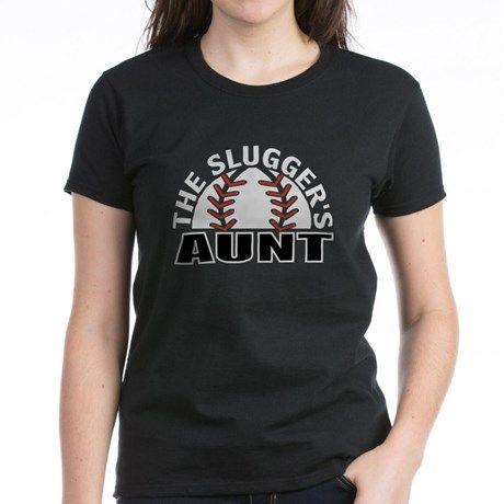 197d36c1e Baseball aunt Women s Classic T-Shirt