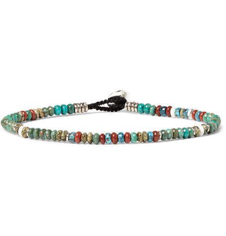 Turquoise Wrap Bracelet Mikia BwGMkQ