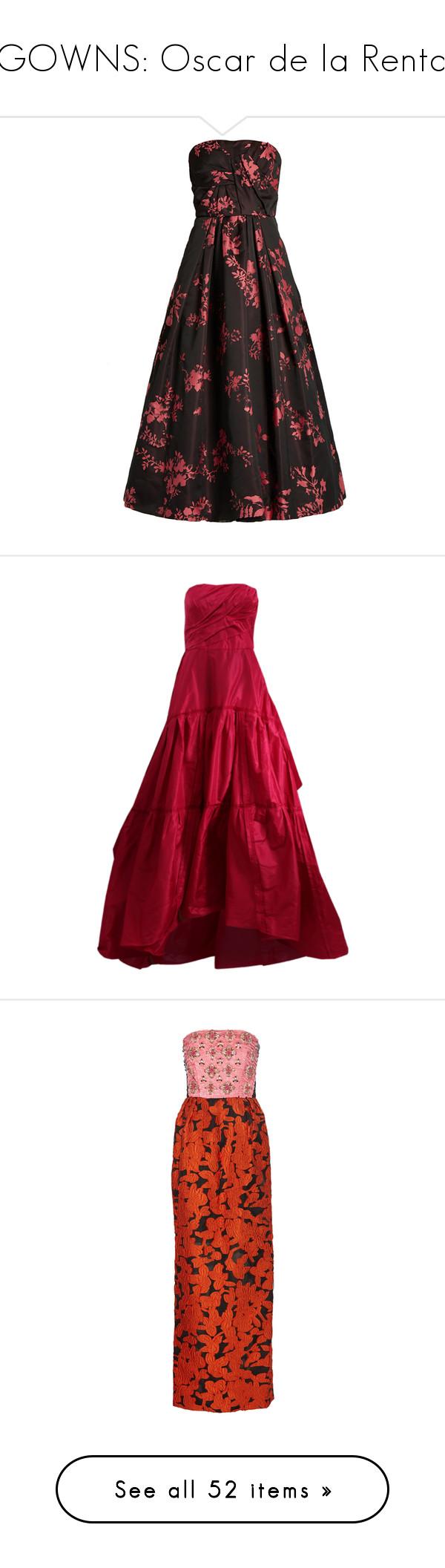 Gowns oscar de la renta
