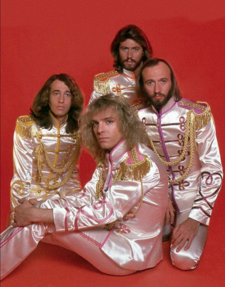 the bee gees and peter frampton | The Bee Gees in 2019