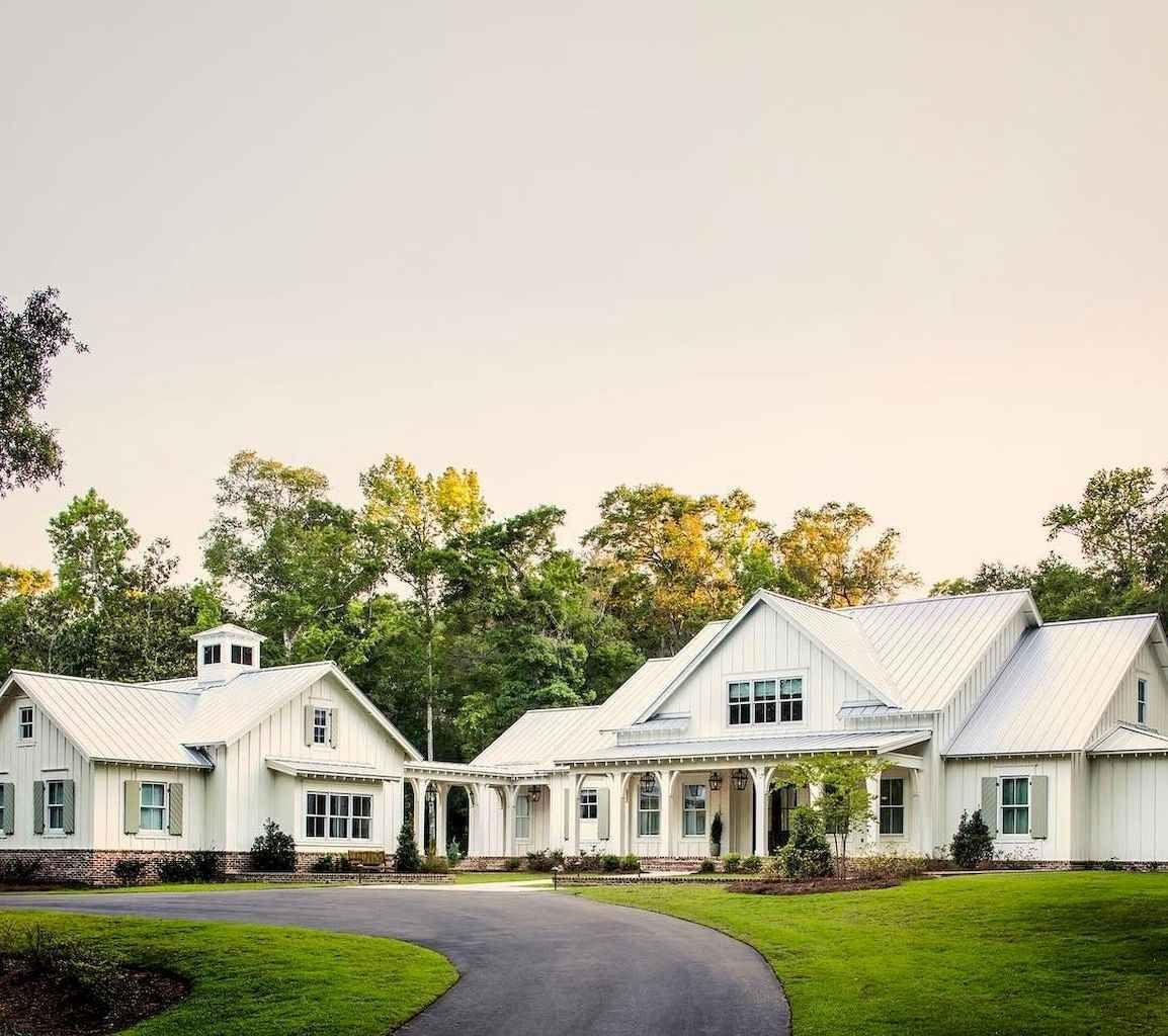70s Home Exterior Remodel: 70 Rustic Farmhouse Exterior Design Ideas