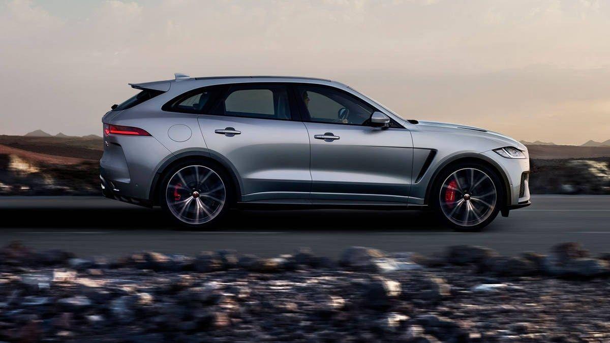 2019 Jaguar F Pace Svr Review Jaguar F Type Jaguar Fuel Economy