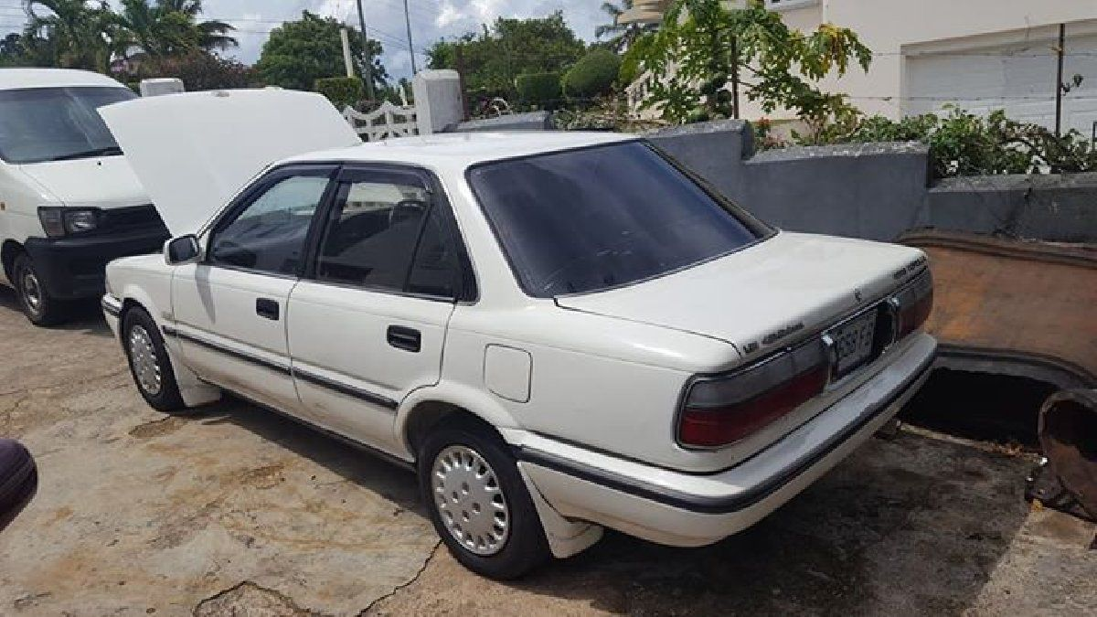 1990 Toyota Flatty For Sale In Mandeville Jamaica Toyota