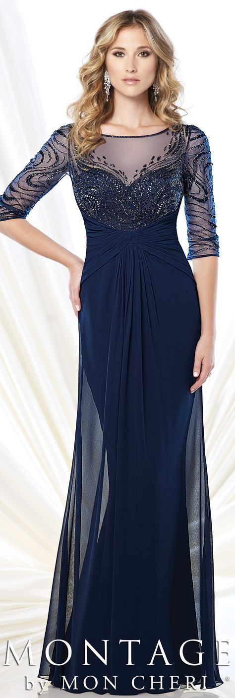 b2d35298c924 Montage by Mon Cheri Fall 2015 - Style No. 215919  motherofthebridedress  Mother Of Groom