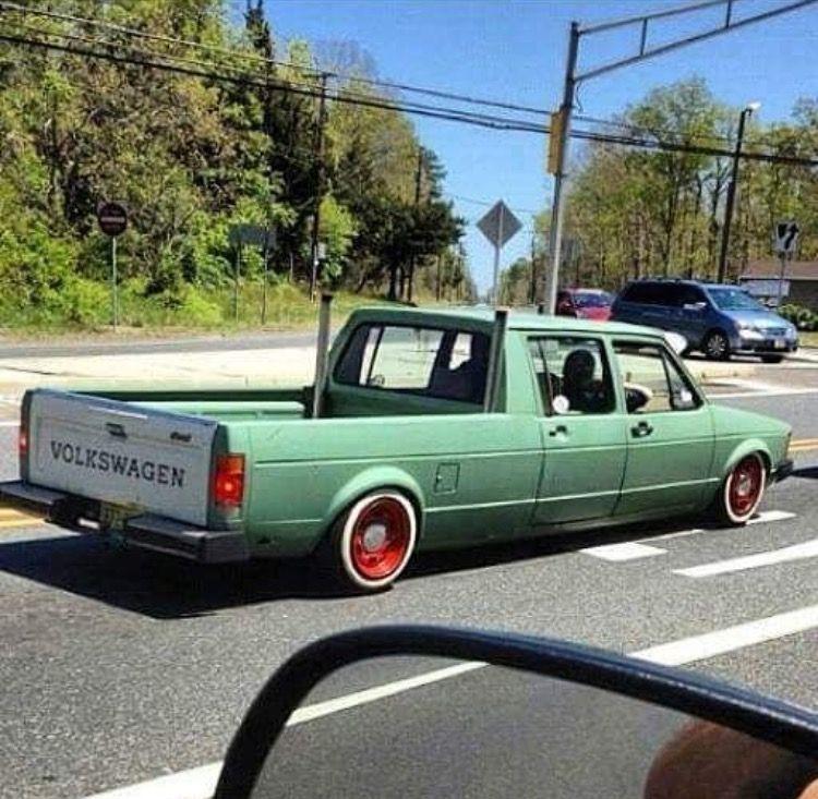 4 Door Long Bed Lol Car In The World Vw