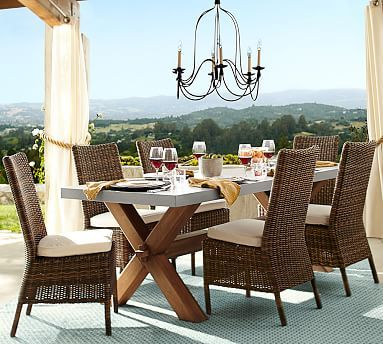 abbott rectangular dining table torrey chair set espresso