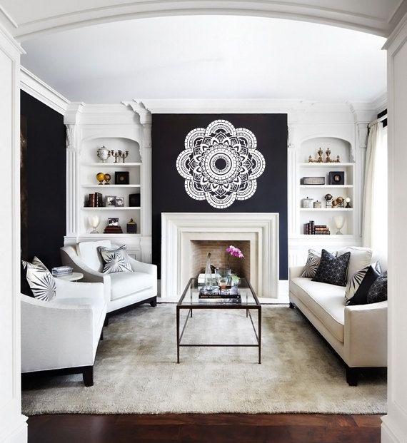 Yoga Room Decoration