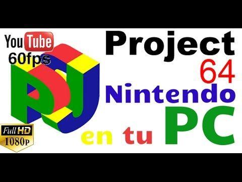 Descargar Instalar Y Configurar Emulador De Nintendo 64 Para Pc
