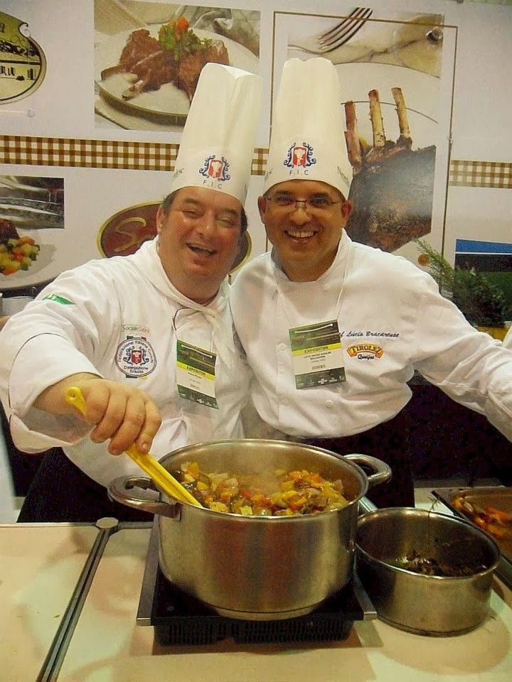 O Mago das Panelas - Chef Paulinho Pecora: La Ciambotta Cilentana