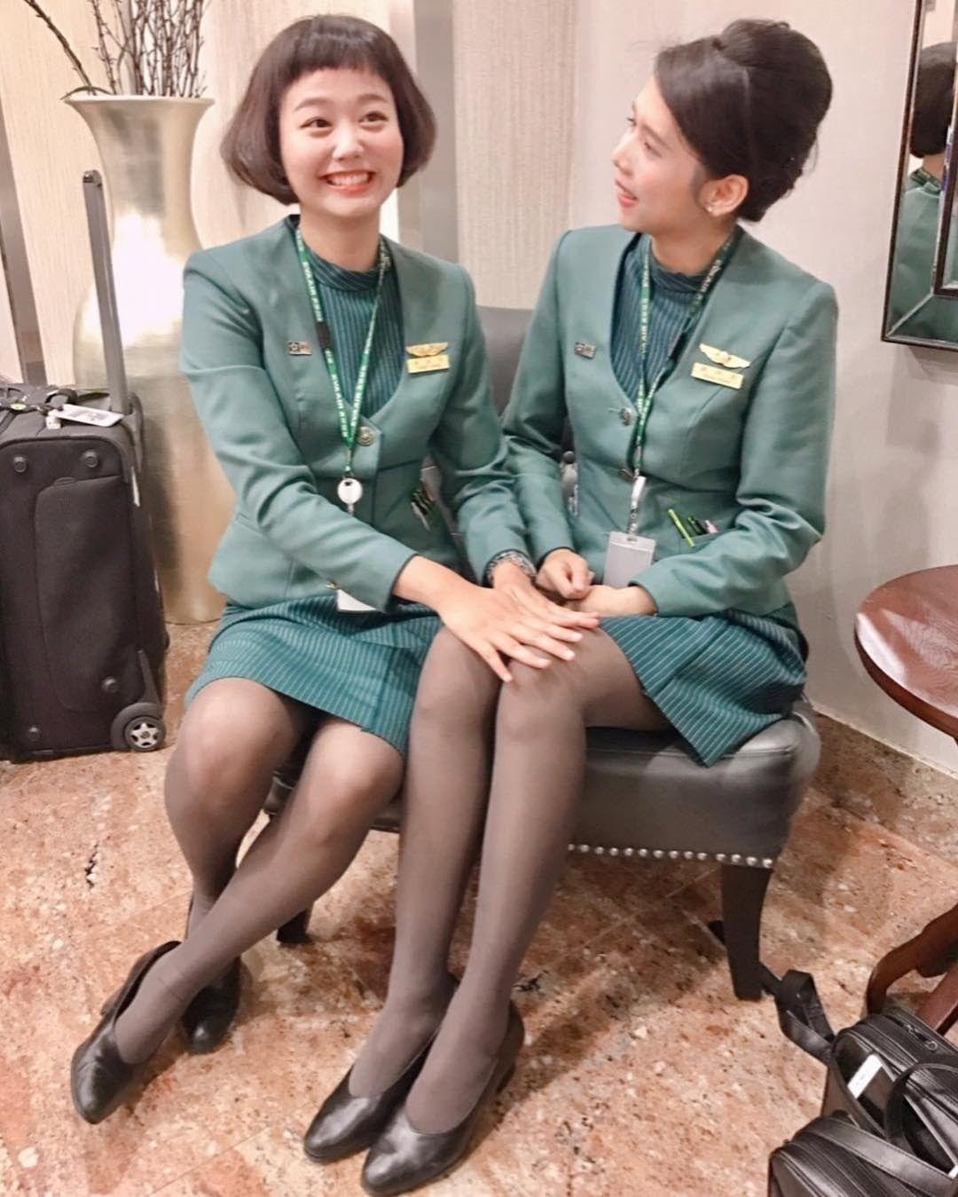 Pin on Asian Flight Attendants / Cabin Crew