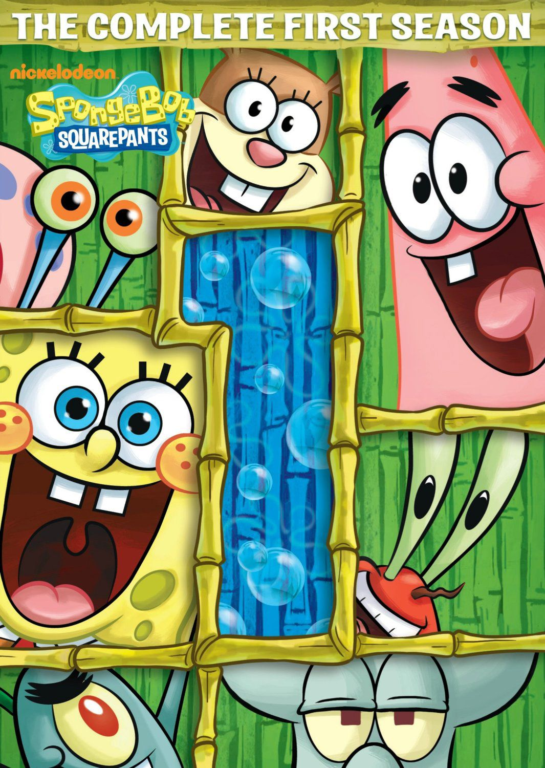 The Complete First Season Encyclopedia SpongeBobia