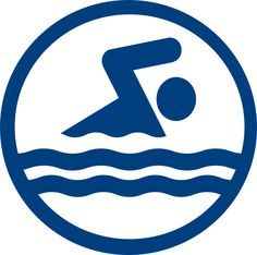 swimmer logo swim logo icon clip art swimming pinterest clip rh pinterest com swimming logo clip art swimming logos images