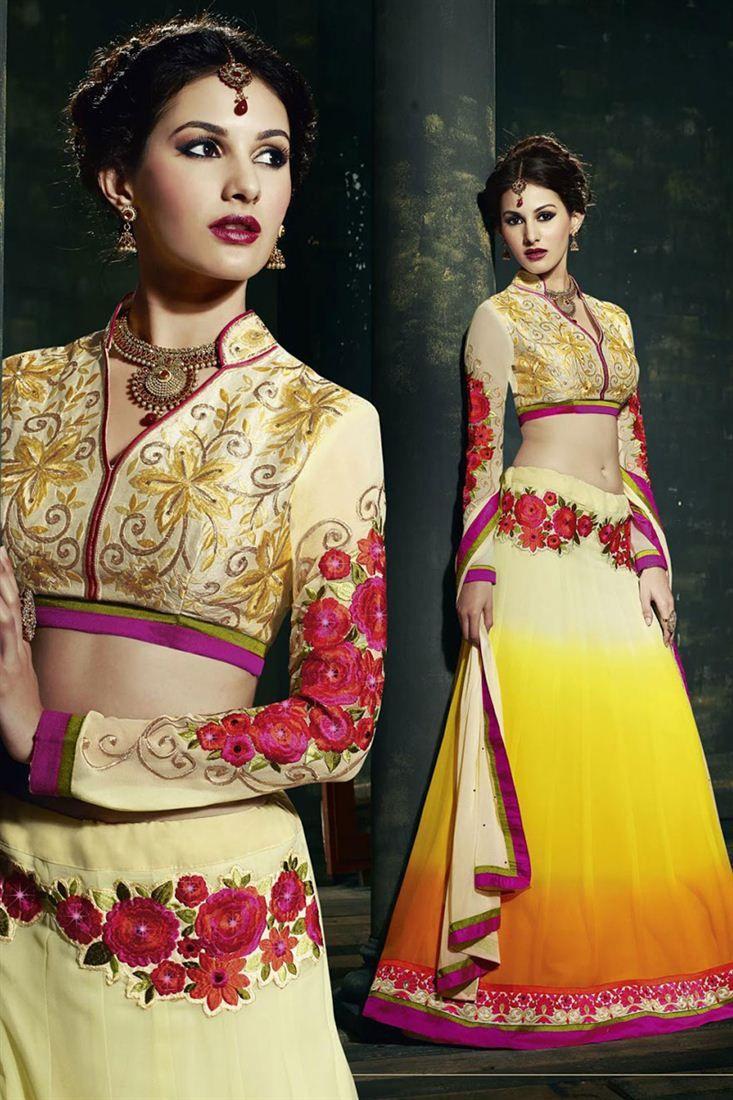 Riveting Festive Wear Designer Lehenga Choli
