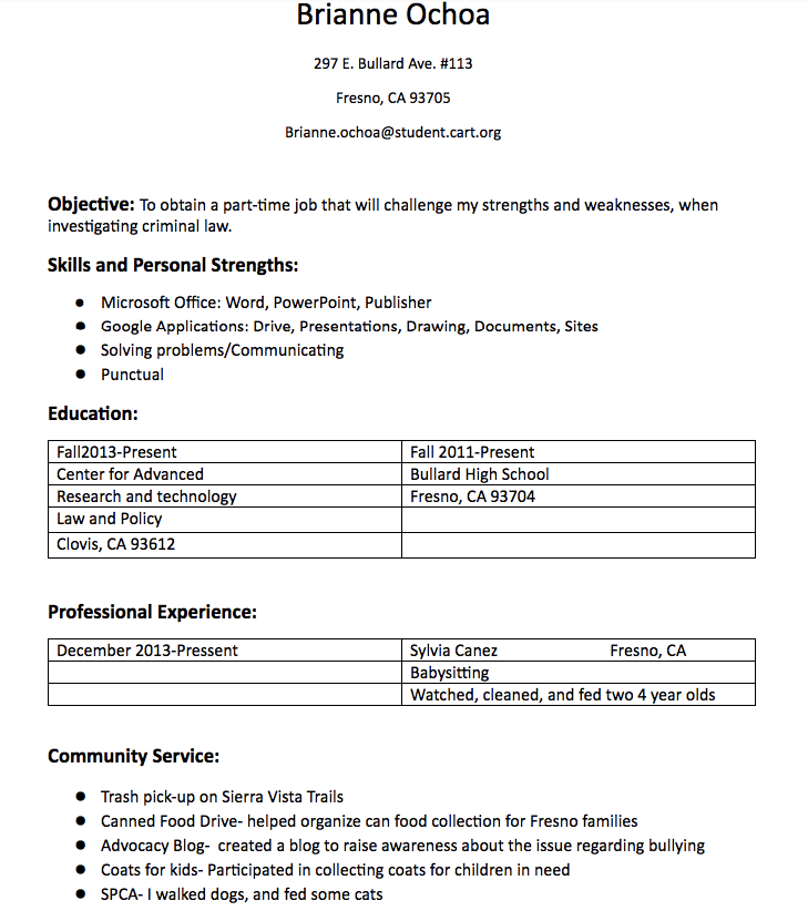 Tips For Your Law School Resume (With Images)