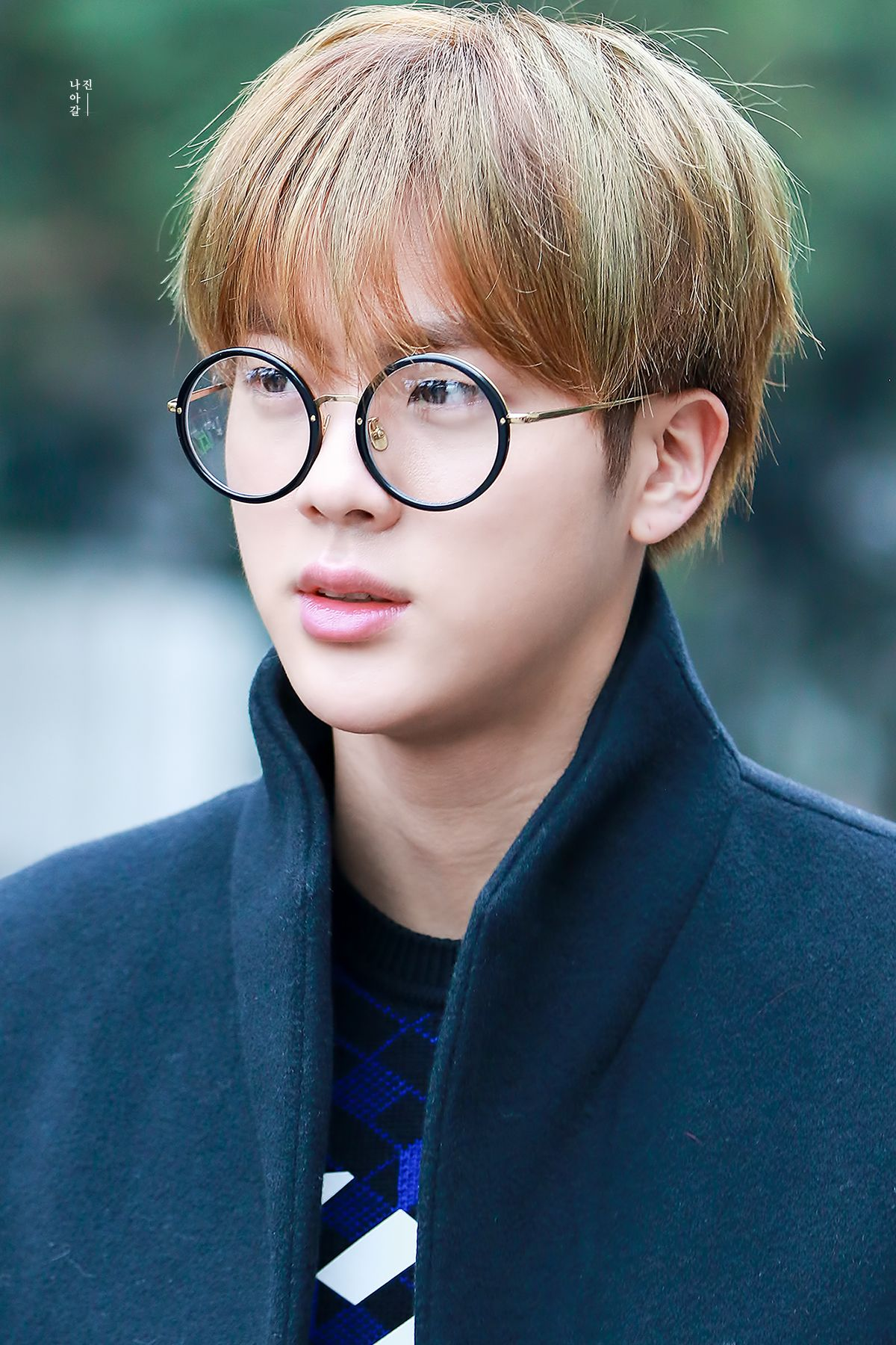 I M In Love With These Glasses Bangtan Boys 방탄소년단