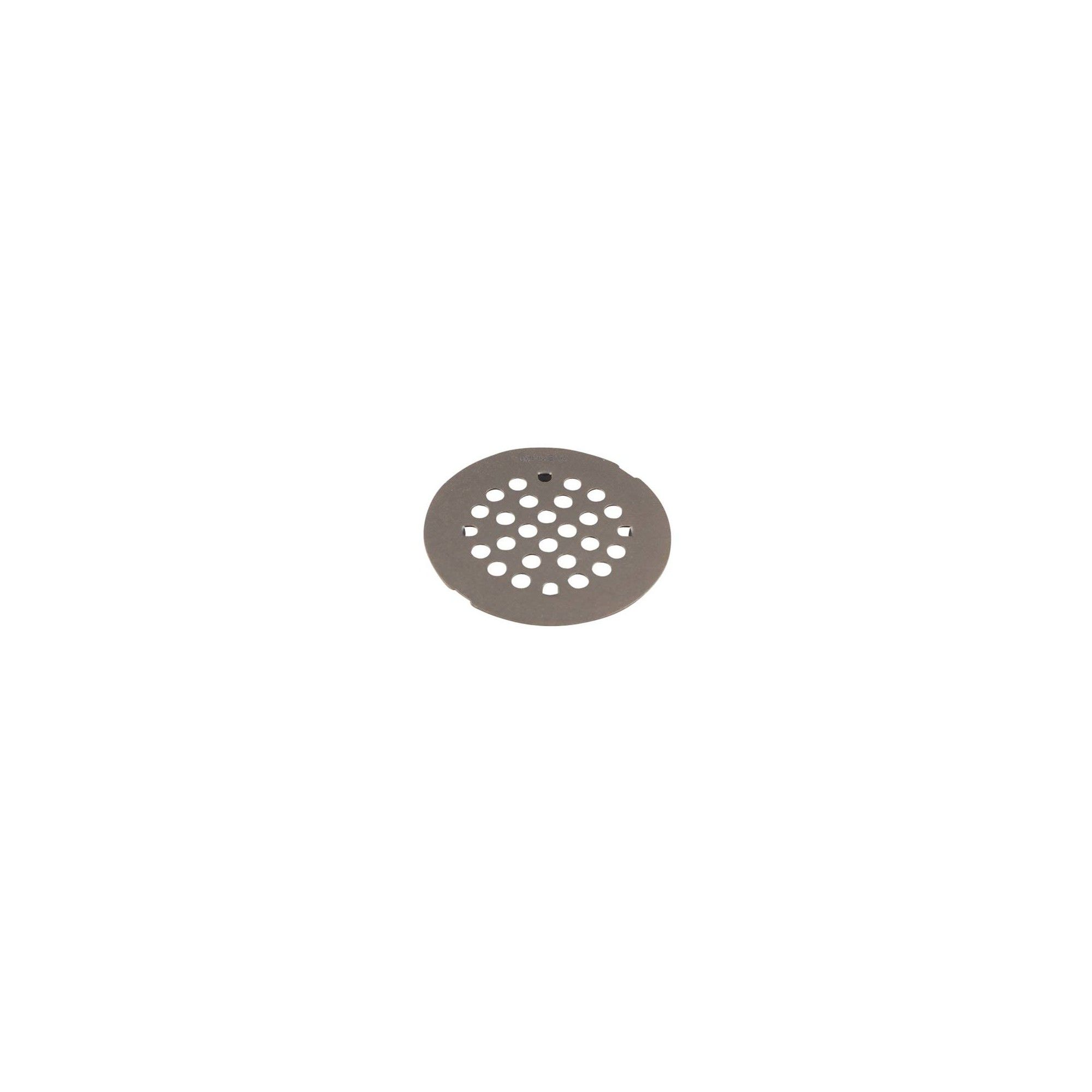 Moen 101663 4 1 4 Round Shower Drain Cover With Snap In
