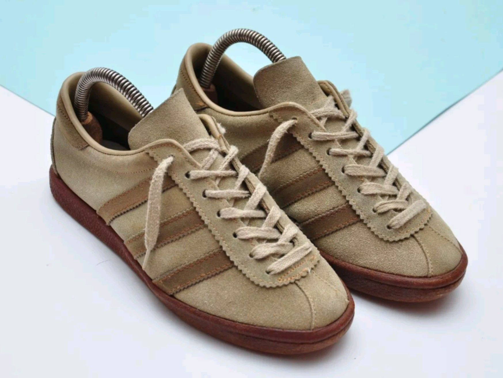 timeless design 42046 e5479 Vintage Adidas Riviera from the early 80 s, so approx 35+ years old -  qualitat