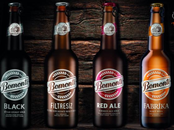 Bomonti Making Beer Our Own Way How To Make Beer Beer Beer Design