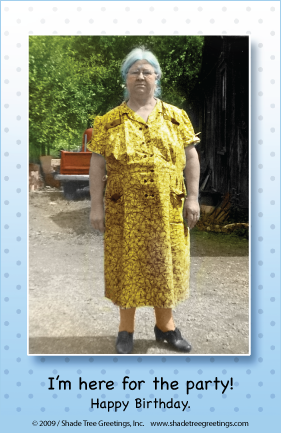 Humorous birthday wish from actual pictures greeting card line at humorous birthday wish from actual pictures greeting card line at shade tree greetings m4hsunfo