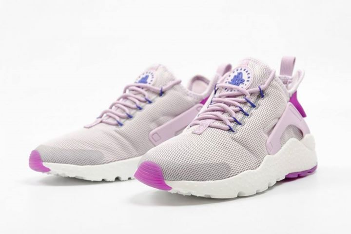 promo code bff92 1cec6 Take a look at the womens exlcusive Nike Air Huarache Ultra Bleached Lilac.  Available now
