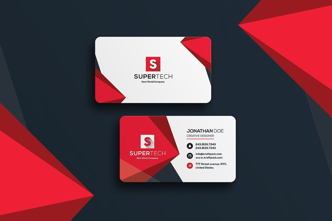 Rahulbarmon I Will Design Dual Sided Professional Business Card