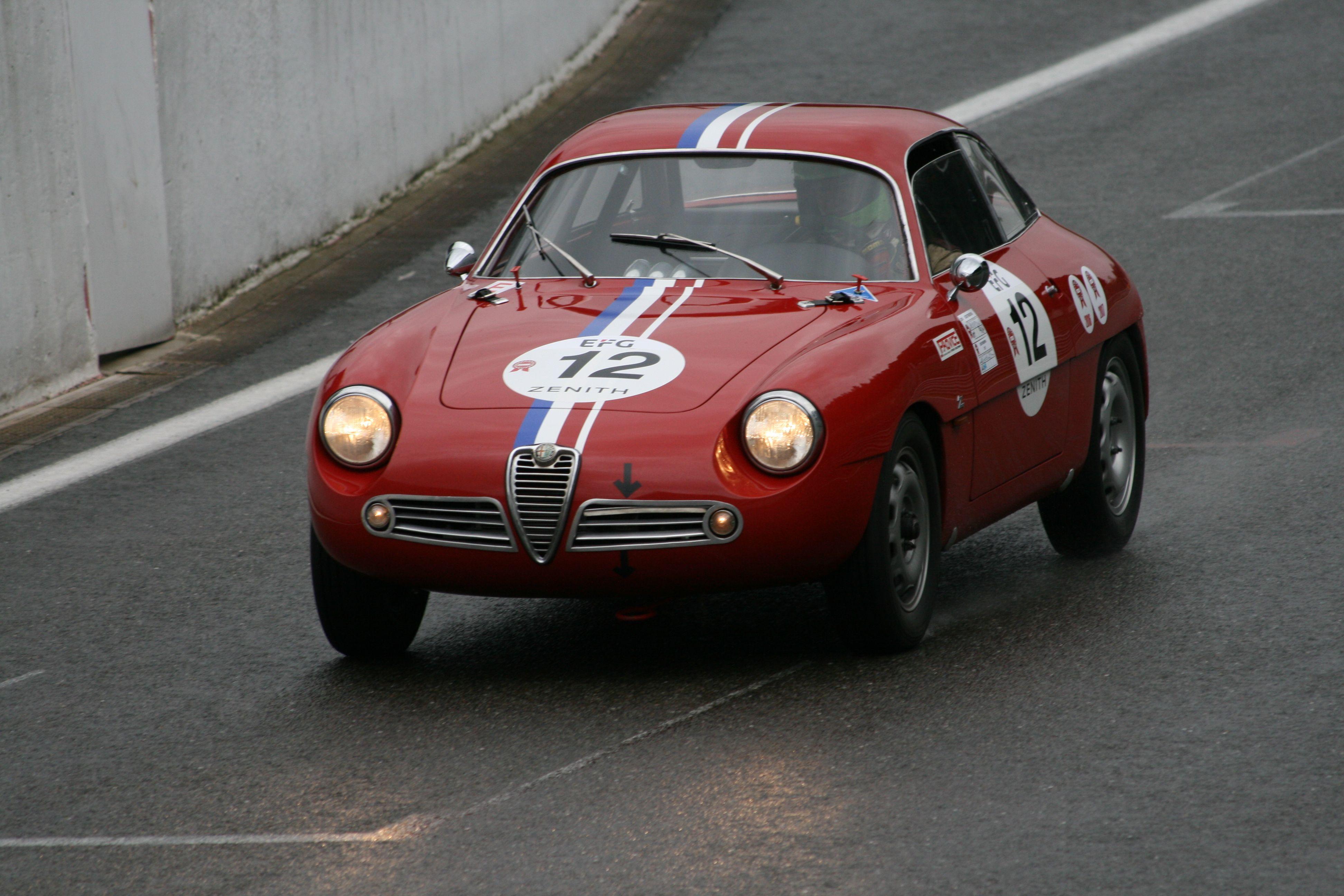 Alfa Romeo Giulietta SZ racing Pinterest