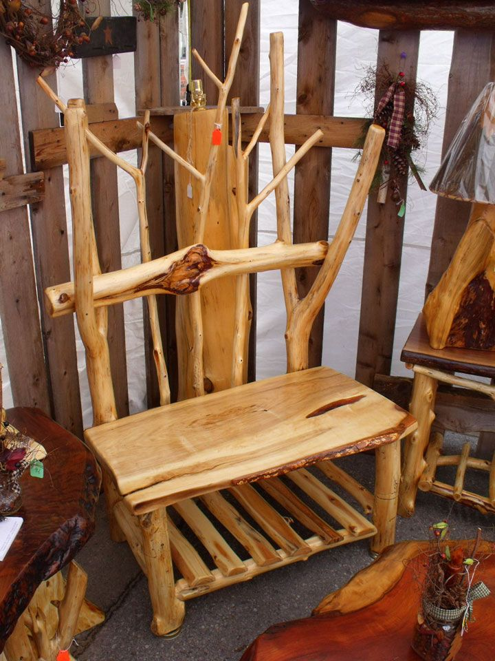 furniture made from wood. furniture made from trees benches u0026 chairs handcrafted log wood n