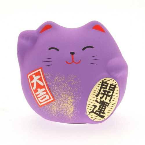 Friendship Maneki Cat Figurine Birthday Gifts For Best Friend