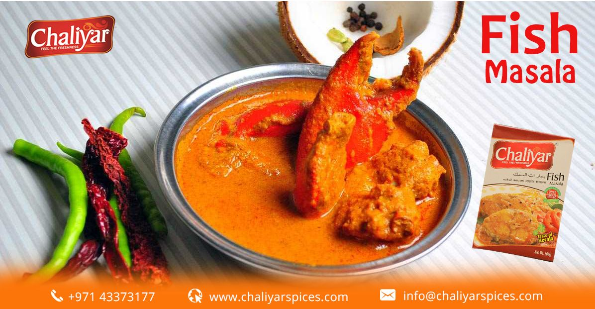 Chaliyar Spices Fish Masala
