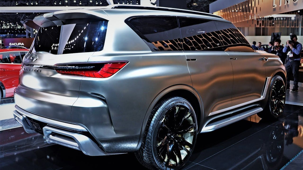 2020 Infiniti Qx80 New Concept Research New Nissan Patrol Suv Models Nissan