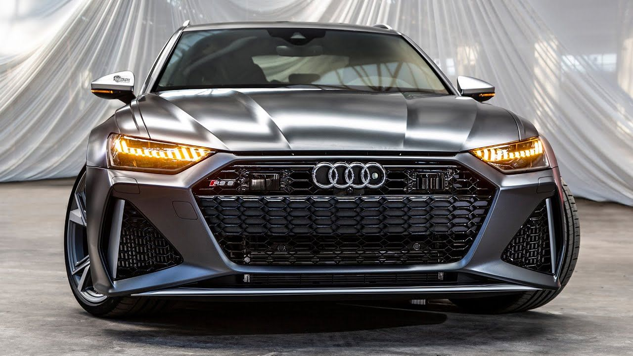 Reveal 2020 Audi Rs6 Avant Most Anticipated Car Of The Year 600hp 800nm V8 Twinturbo Youtube Audi Rs6 Audi Germany Audi