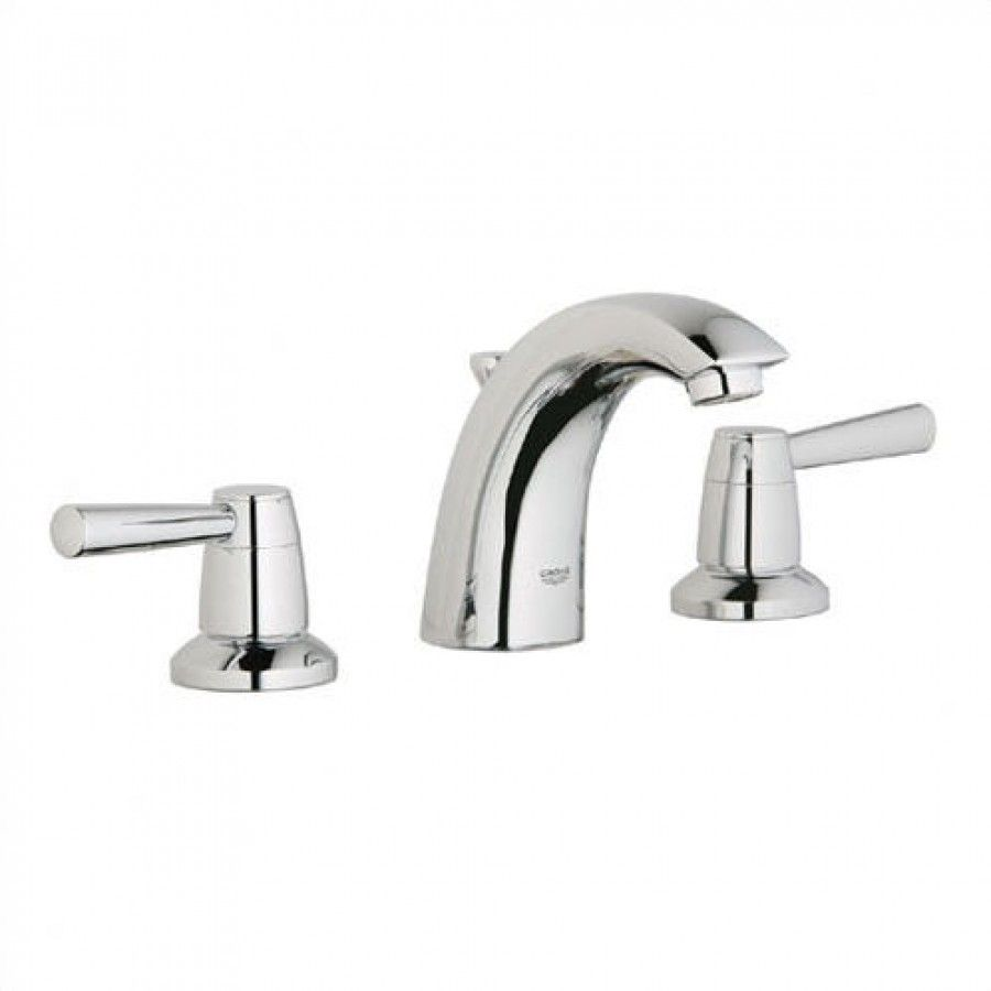 Grohe Arden Ecofriendly Wideset Bathroom Faucet with Optional ...