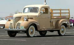 1941 Fargo 1/2-Ton Pickup Truck