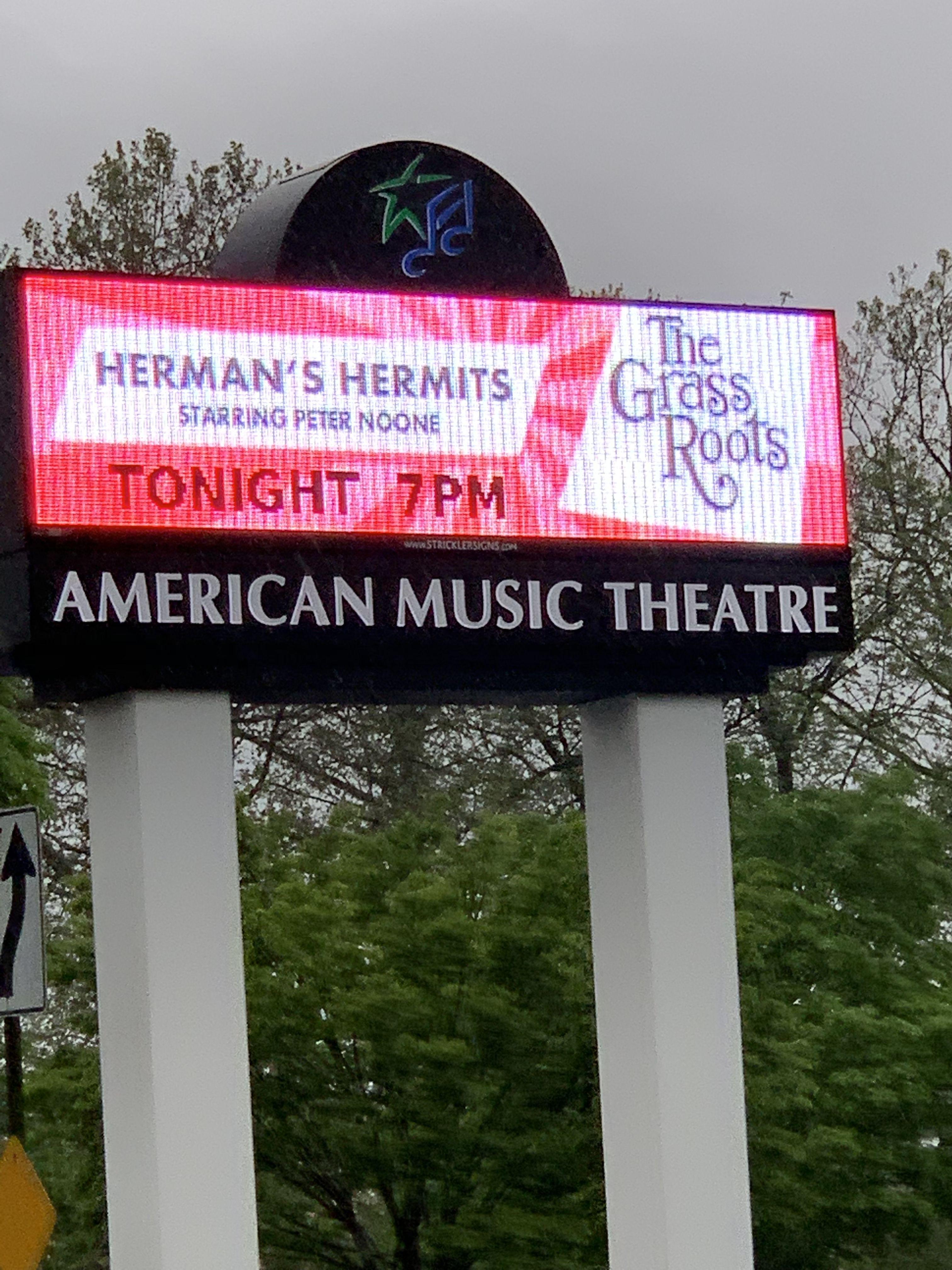 5 5 American Music Theatre Lancaster Pa