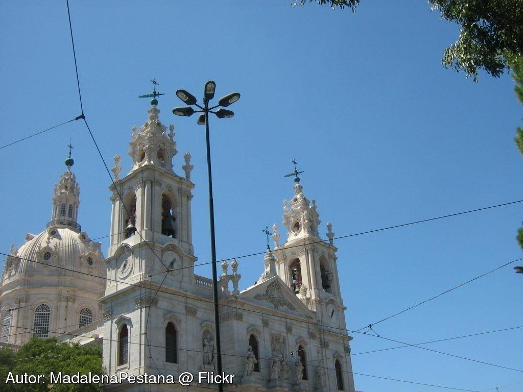 Basílica,  da Estrela, lisboa