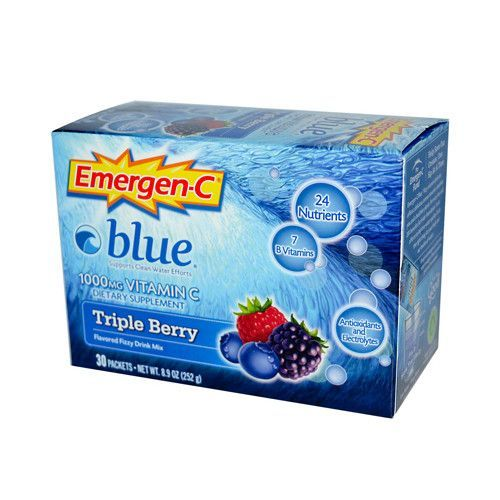 Unique Blue and Berry