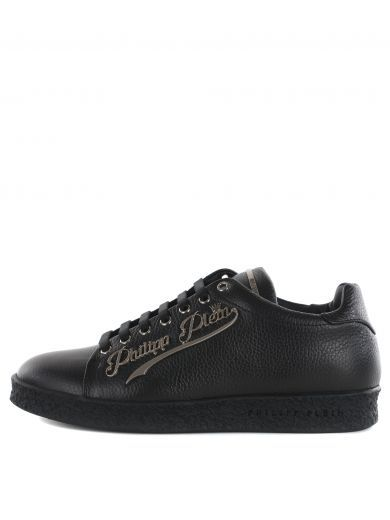 Philipp Plein logo plaque sneakers cheap sale discount cheap very cheap free shipping pay with paypal free shipping latest cheap prices 4nvemO