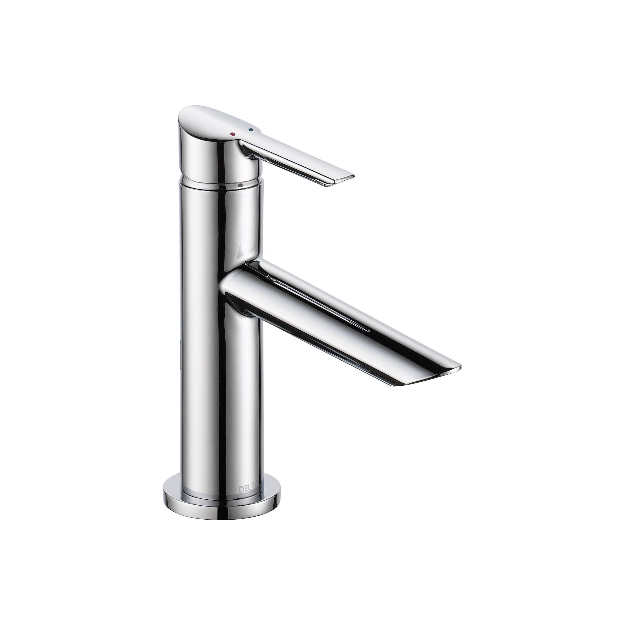 Delta Compel Single Hole Bathroom Faucet With Diamond Seal