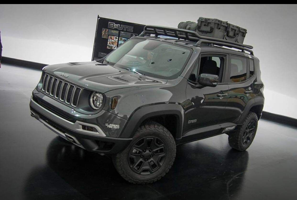 Pin By Tony Morones On Jeep Overland Jeep Renegade Jeep Jeep