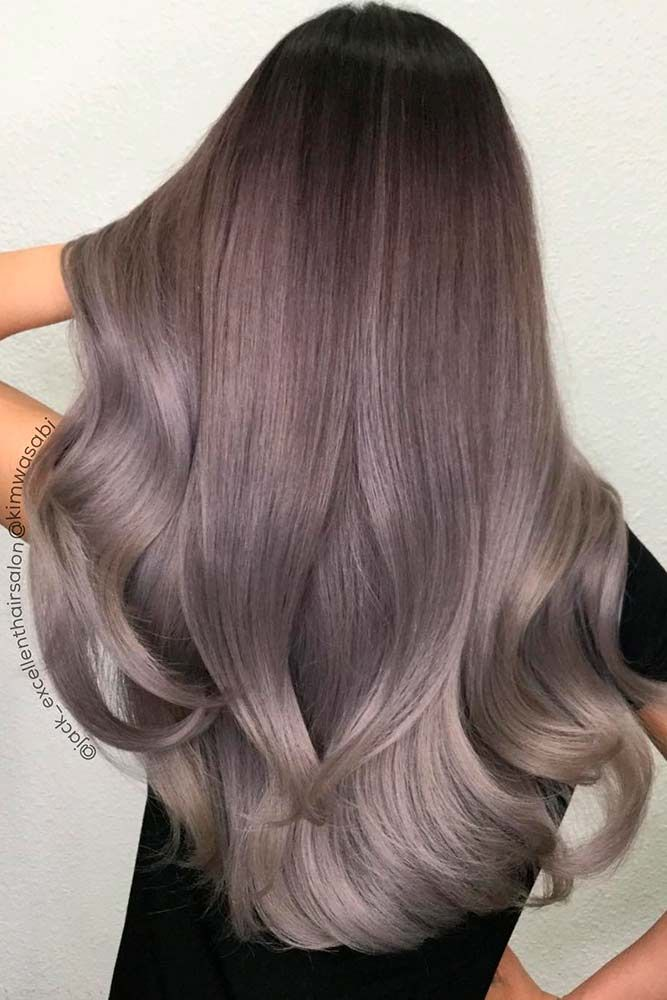 Elegant How to Color Your Hair Gray