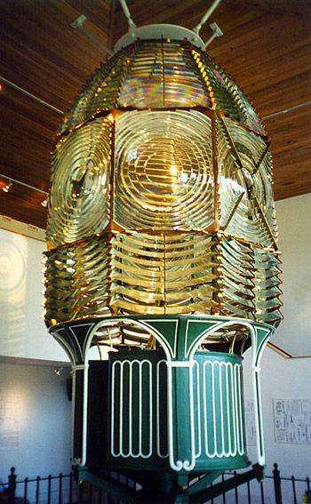 Fresnel Lens Lighthouses I Have Visited Pinterest Phare