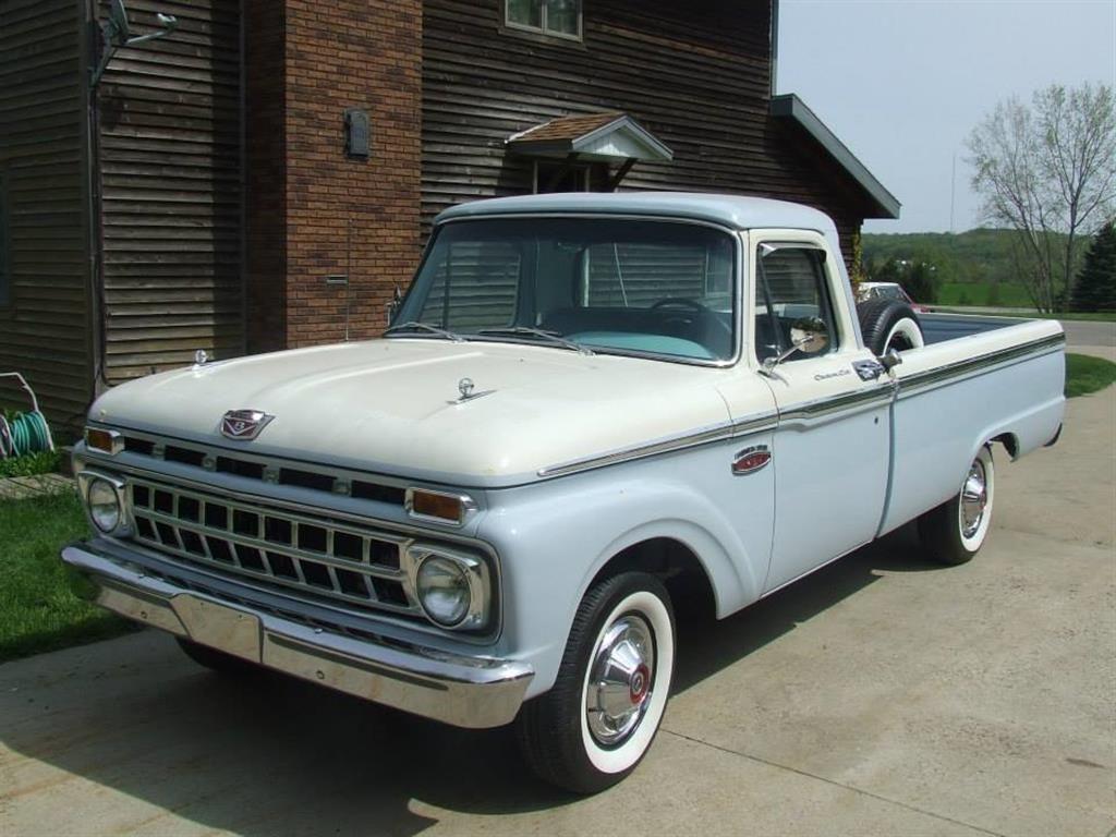 1965 Ford F100 Classic Coachworks Rod Customs Mi Us 22096 1965 Ford F100 Vintage Pickup Trucks American Classic Cars