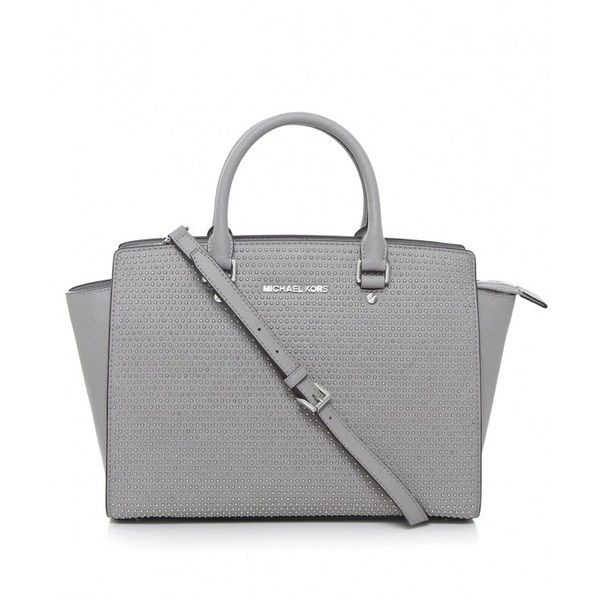 Michael Kors Micro Stud Large Selma Tote Bag