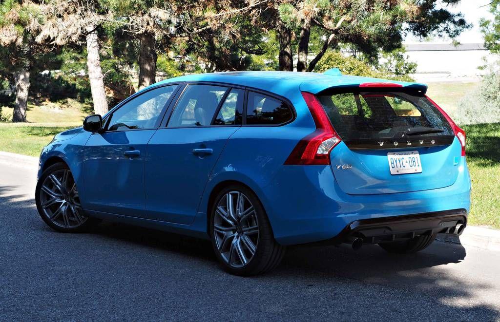 Car Review 2017 Volvo V60 Polestar