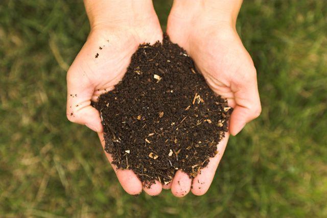 Faire son propre compost jardin pinterest jardinage jardins et engrais - Faire du compost dans son jardin ...